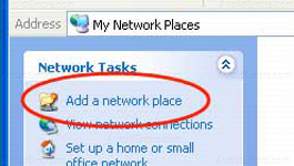 Windows XP Cannot see other Computers on My Network Places