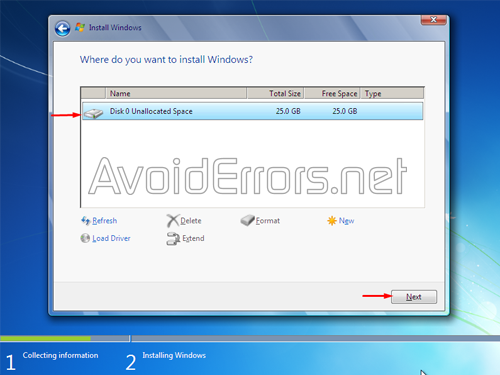 How to format and Reinstall Windows 7 11