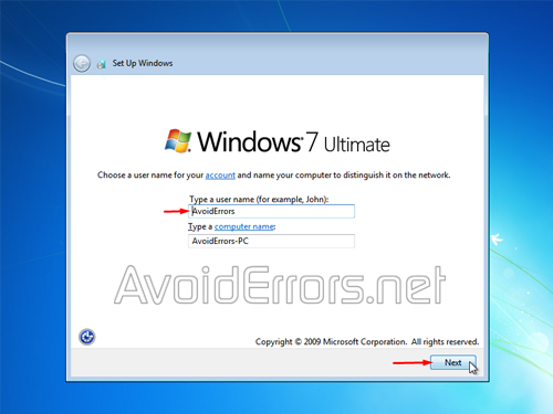 How to format and Reinstall Windows 7 14