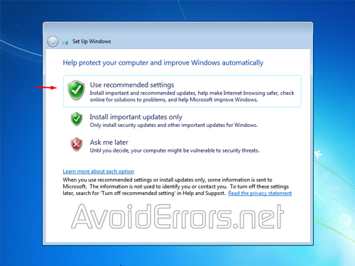 How to format and Reinstall Windows 7 17