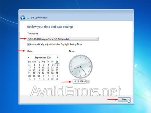 How to format and Reinstall Windows 7 18
