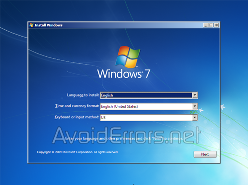 How to format and Reinstall Windows 7 24