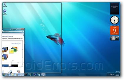 How to Disable Aero Shake in Windows 7