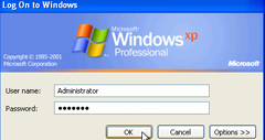 ByPass Windows XP Login Password Without Third Party Software