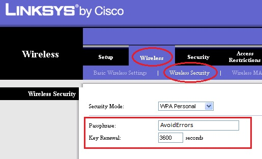How to Find Your Wireless Router IP Address and WEP or WPA key