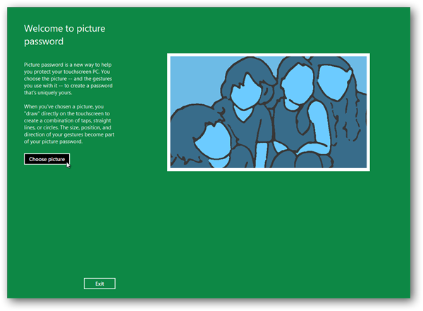 Create a Picture Password in Windows 8 4
