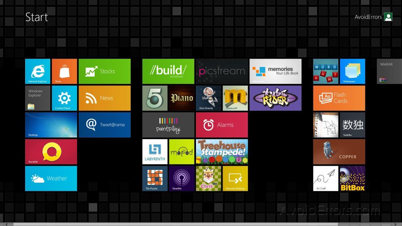 Create a new  local user account in Windows 8