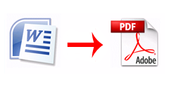 How To Convert Word 2013 Document Into PDF File
