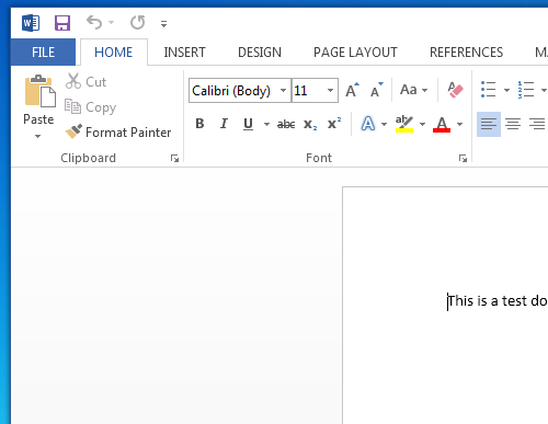 how to make a document into a pdf