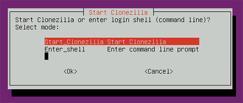 Cloning Fedora 7