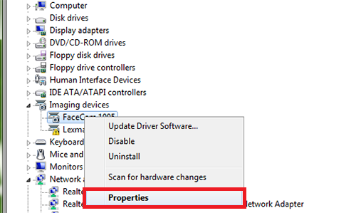 Customize name device manager 2