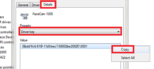 Customize name device manager 3