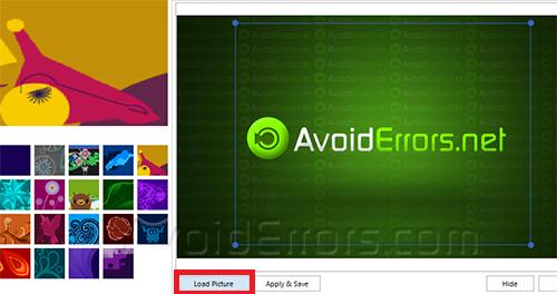 Start Screen Customize 2
