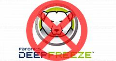 2 Ways to Uninstall Deep Freeze