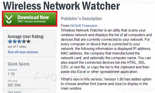 Wi-Fi Watcher 1
