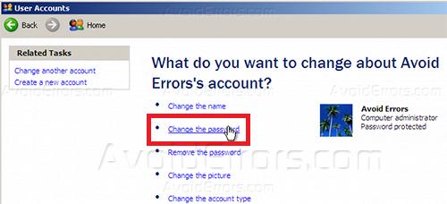 Bypass Windows Xp Password 1