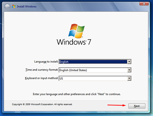 Dual Boot 8 and windows 7 5