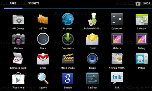 Install Android ICS 8