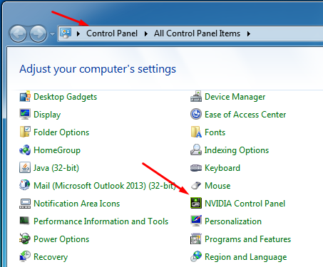 Remove NVIDIA Contorl Panel from the right click context menu 2