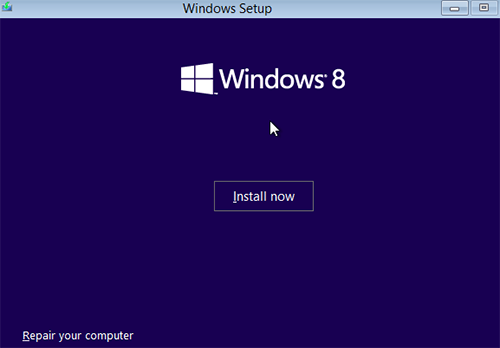 System Backup Image windows 4