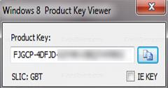 How to Find your Windows PC Product Key