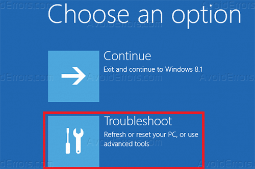 Windows 8 Safe Mode 5