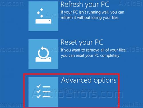 Windows 8 Safe Mode 6