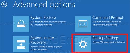 Windows 8 Safe Mode 7