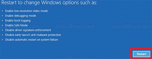 Windows 8 Safe Mode 8