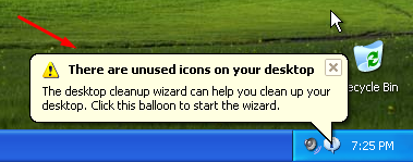 there are some unused icons