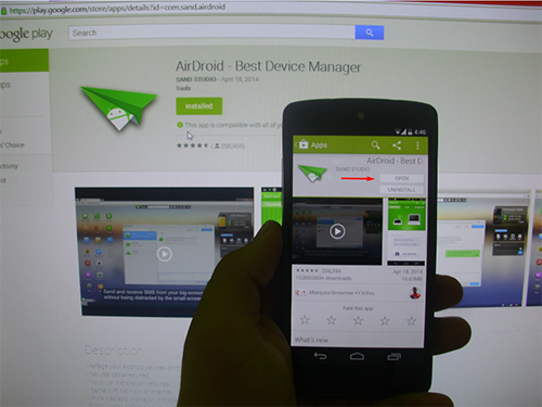 How to Remote Access Your Android from Your Pc