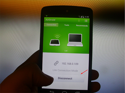 Remote Access Your Android 5