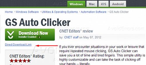 auto clicker windows
