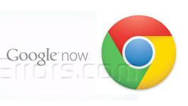 How to Use Google Now on Dektop Pc Using Chrome