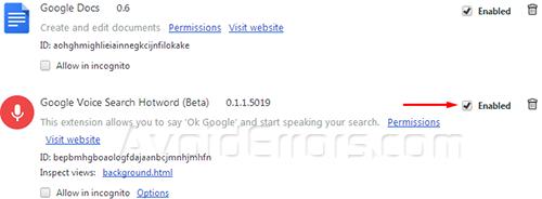 Google Now on Pc 3