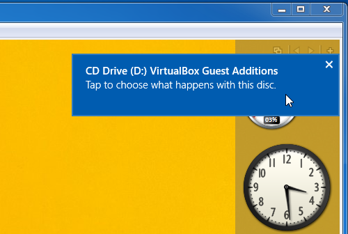 How to Copy And Paste Between VirtualBox Host And Guest Machines 2