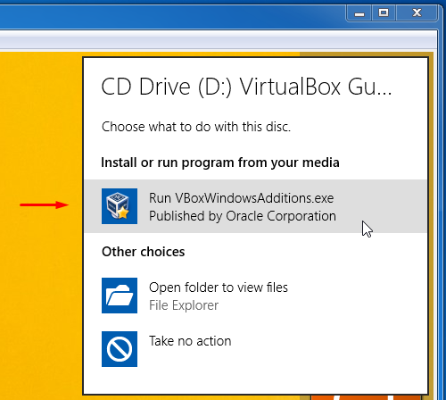 How to Copy And Paste Between VirtualBox Host And Guest Machines 3