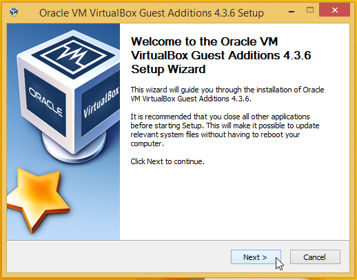 How to Copy And Paste Between VirtualBox Host And Guest Machines 4