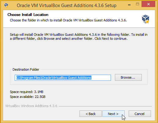 How to Copy And Paste Between VirtualBox Host And Guest Machines 5
