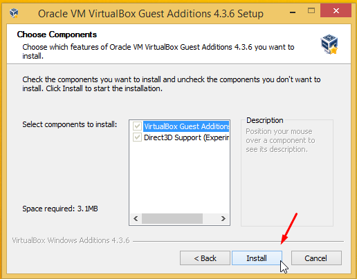 How to Copy And Paste Between VirtualBox Host And Guest Machines 6