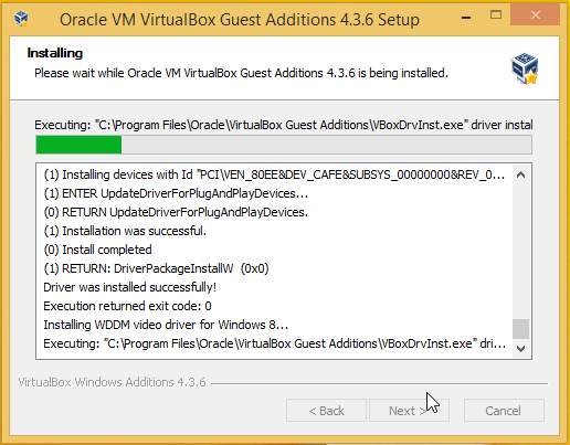 How to Copy And Paste Between VirtualBox Host And Guest Machines 7