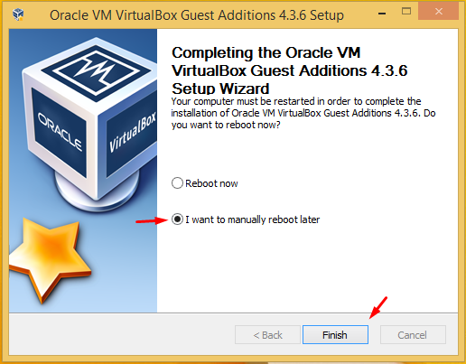 How to Copy And Paste Between VirtualBox Host And Guest Machines 8