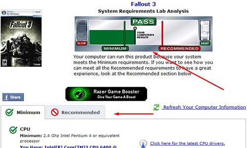 System Requirments Lab 6