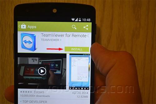 Team Viewer 1