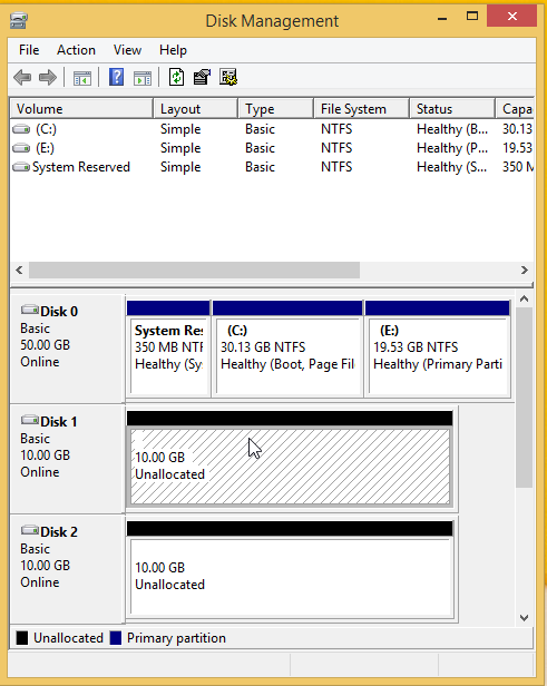 Use Drive Mirroring for Instant Backup in Windows 8 11