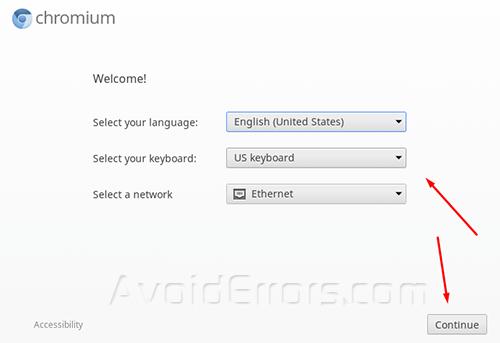 Chrome OS 10