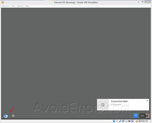 Chrome OS 13