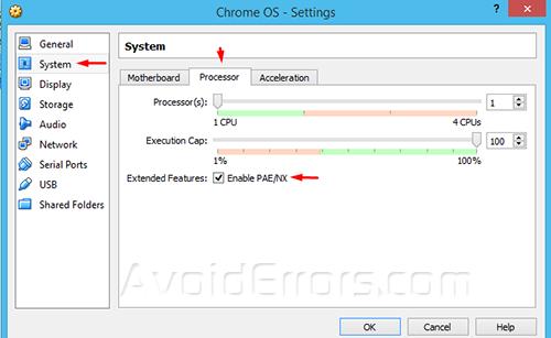 Chrome OS 8