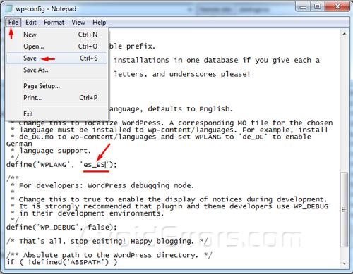 translate any wordpress theme 16