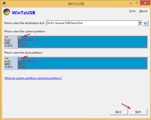Run a Portable Version of Windows 7 from a USB Drive 4